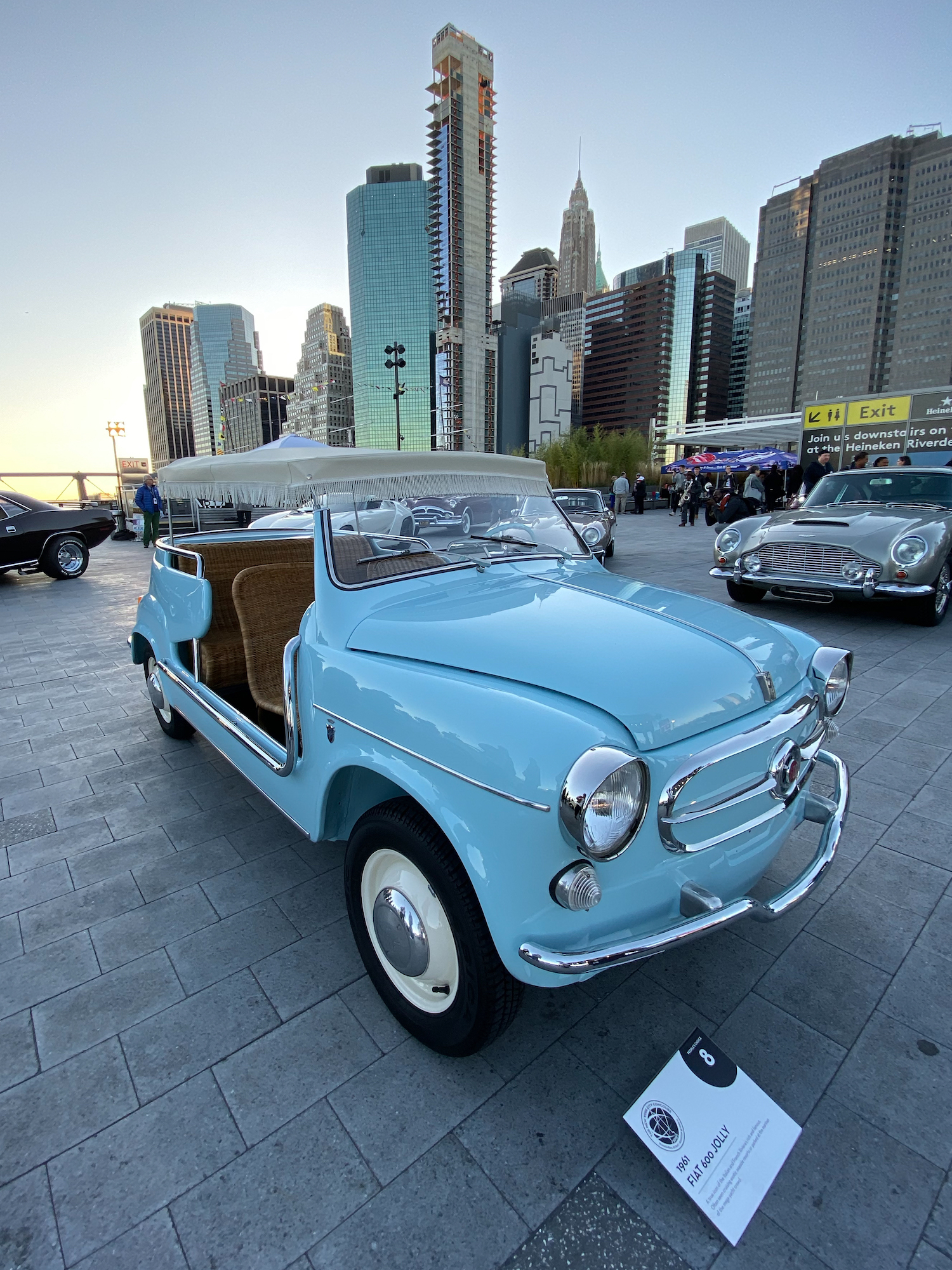 New York City Concours Event