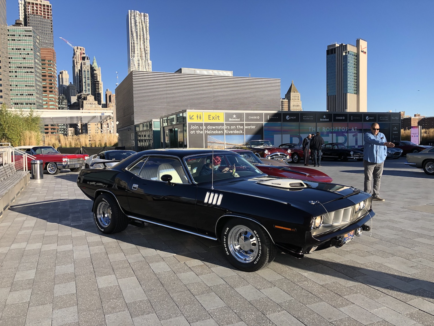 New York City Inaugural Concours