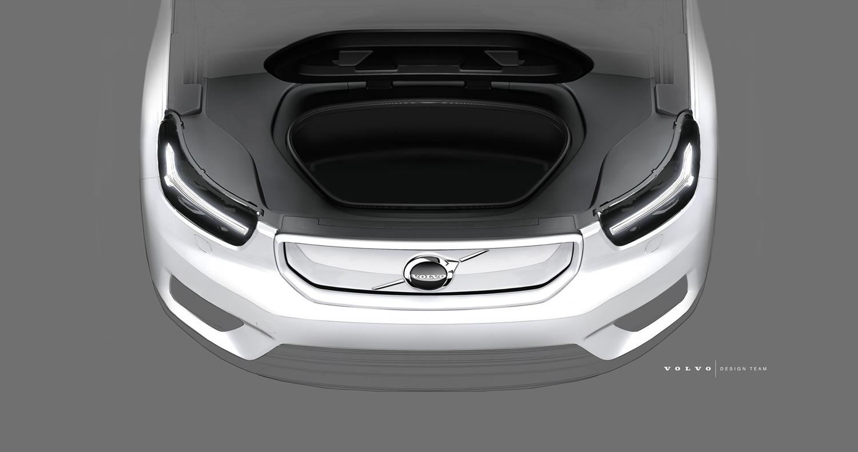 Volvo electric XC40