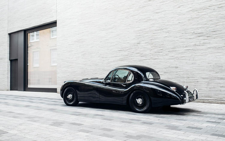Lunaz Design Jaguar