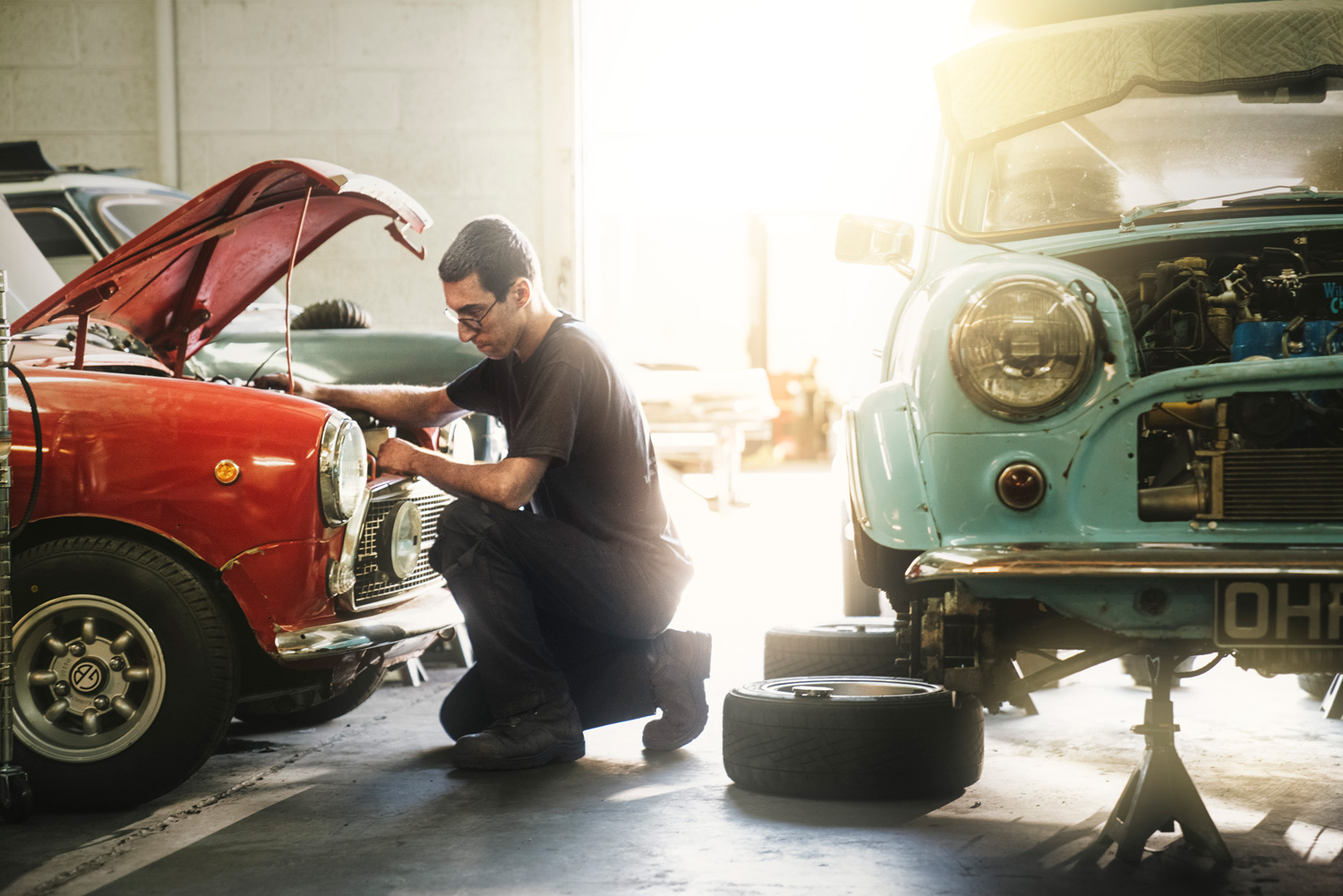 20-something British car specialist exemplifies the power of experience thumbnail