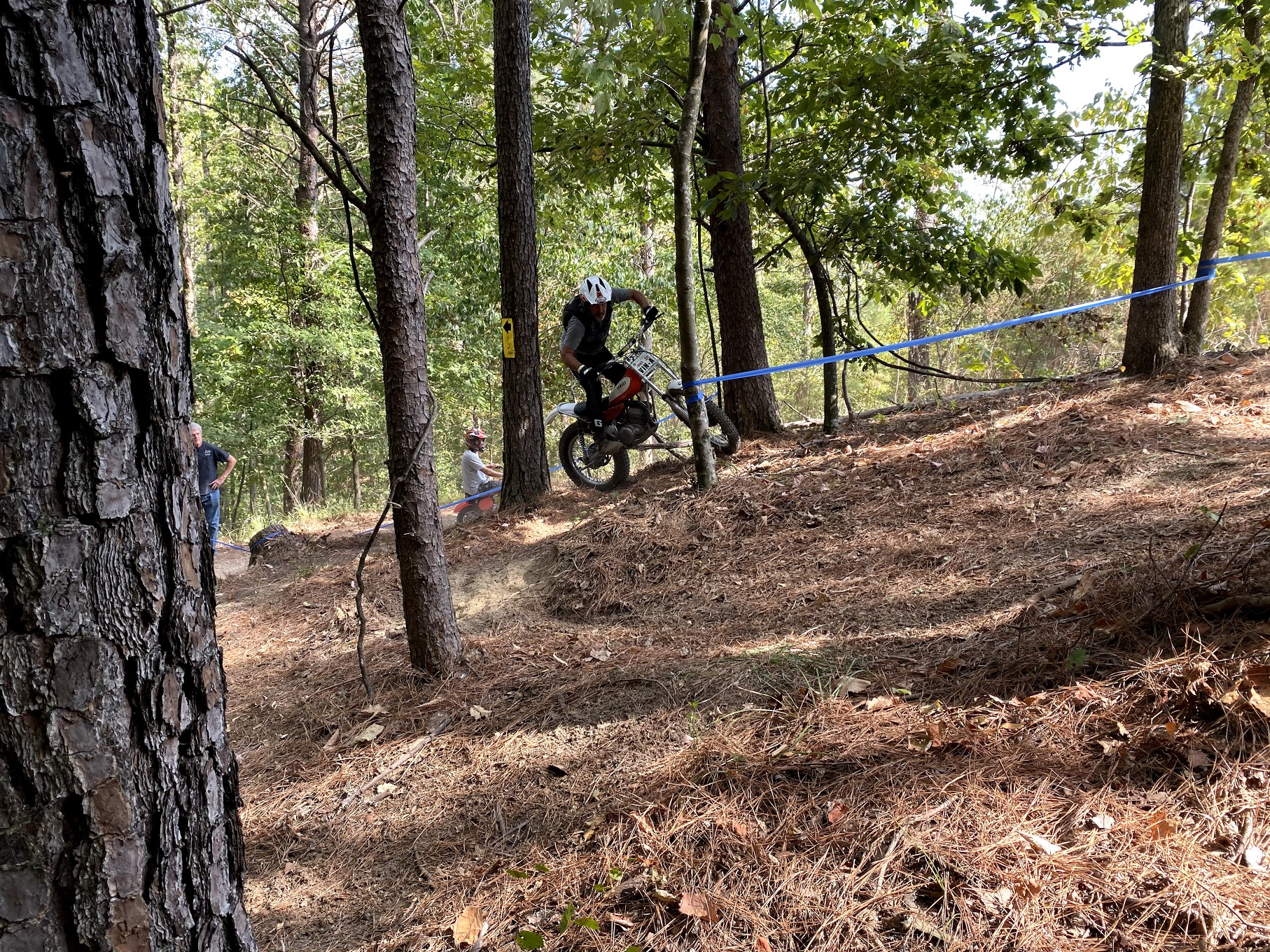 Barber Motorcycle Trail