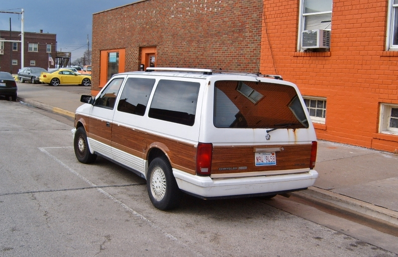 1990 Chrysler Town & Country