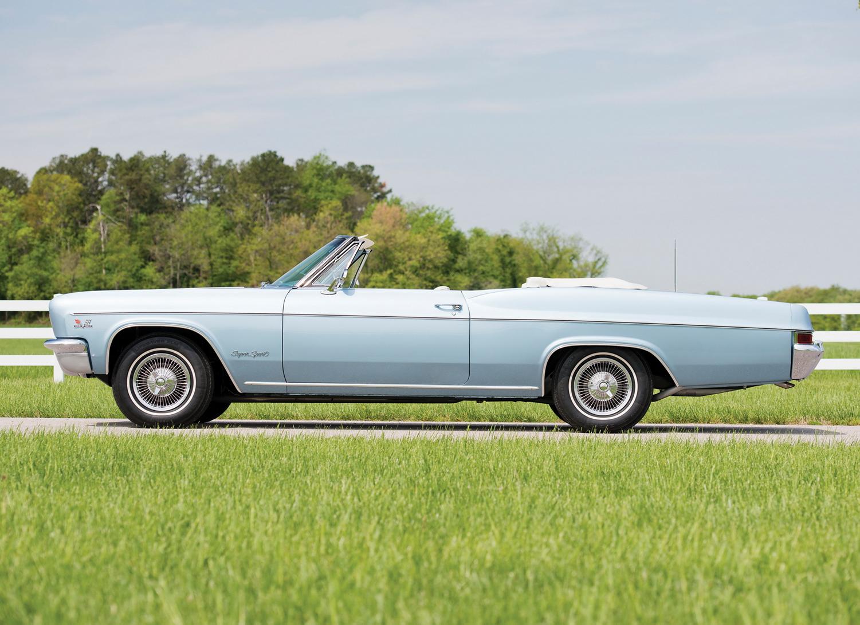 1966 Chevrolet Impala SS 396 Convertible
