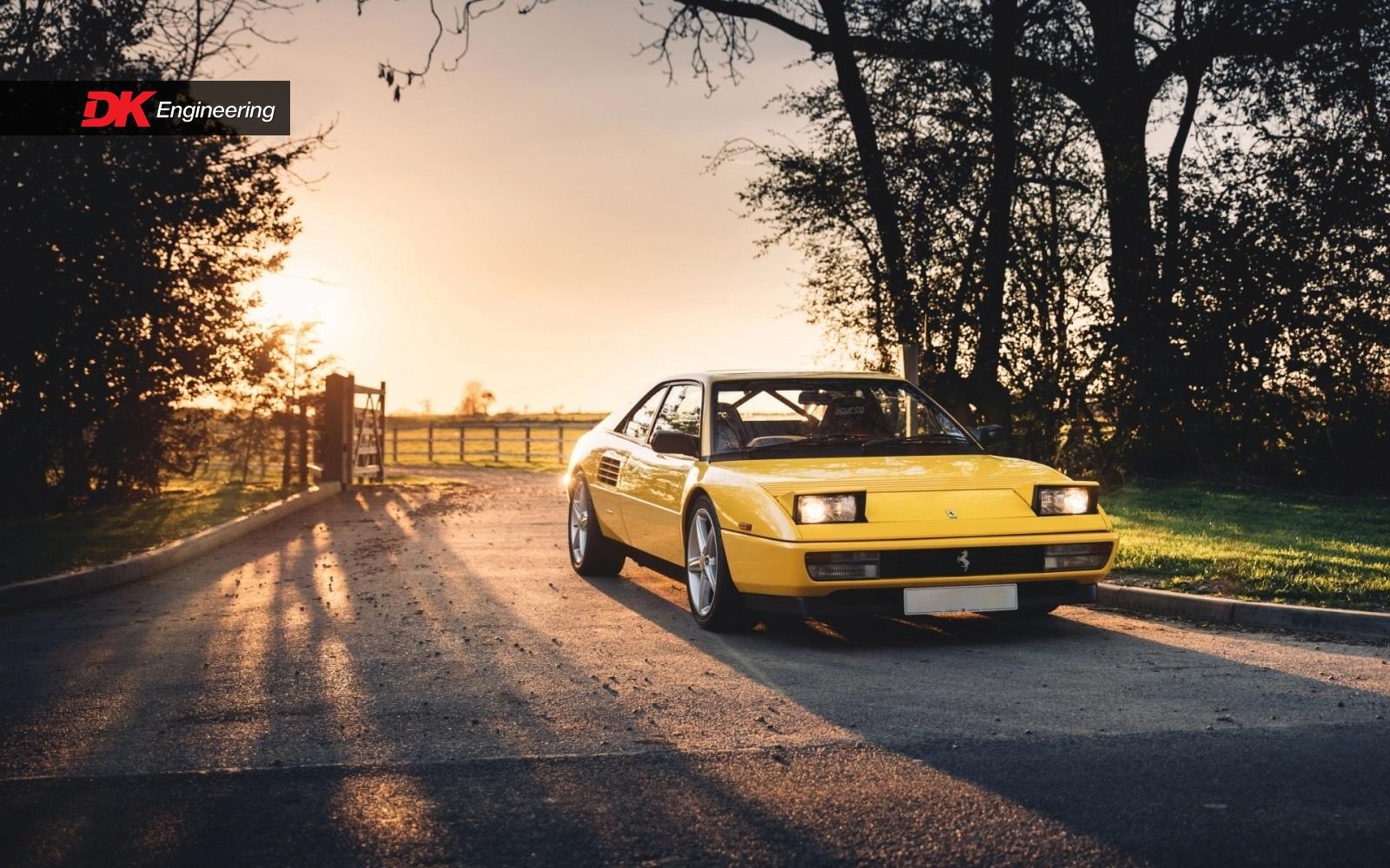 This 1989 Ferrari Mondial is hiding an F430 Challenge underneath thumbnail
