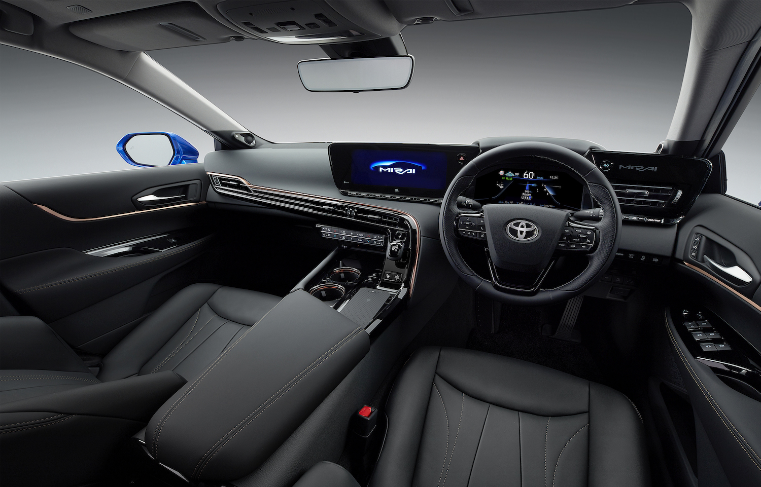 Toyota Mirai second-generation