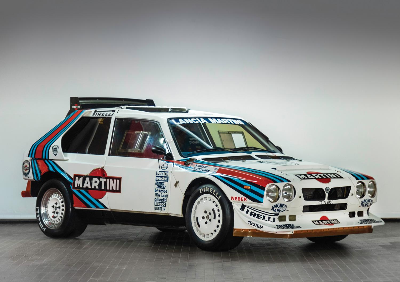 1985 Lancia Delta S4 Rally