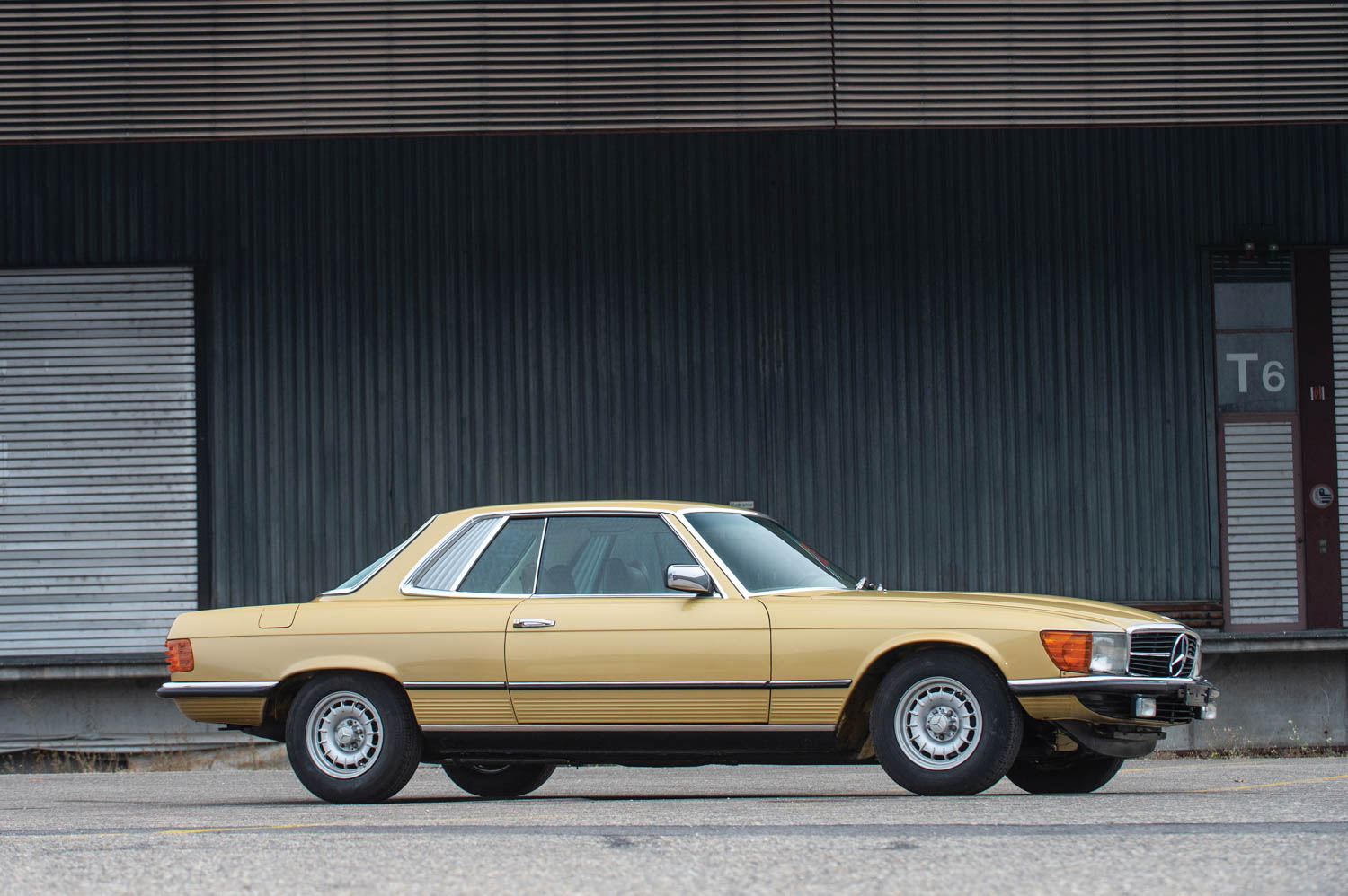 1976 Mercedes-Benz 450 SLC