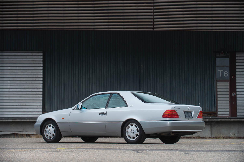 1996 Mercedes-Benz S 600