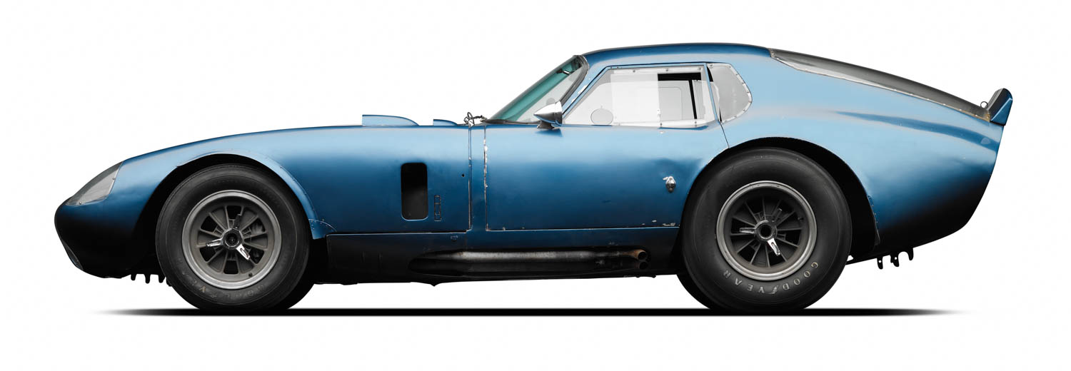 1964 Cobra Daytona Coupe (CSX2287)