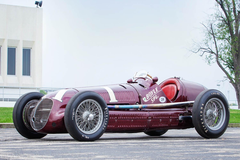 1938 Maserati 8CTF (Boyle Special)