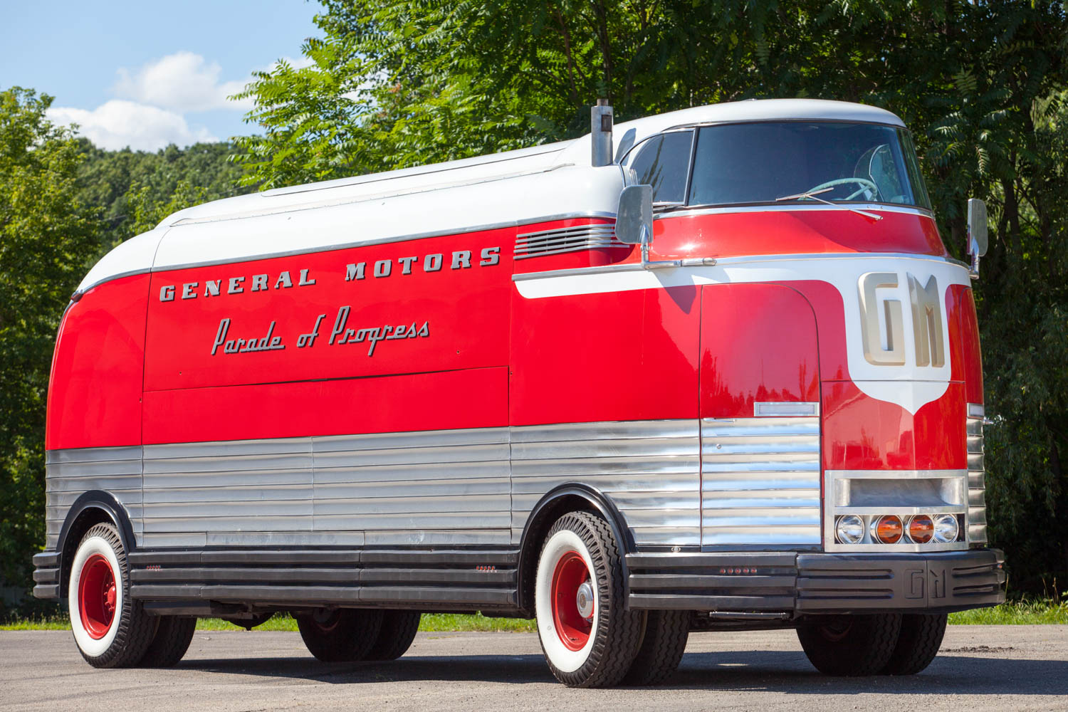 1940 GM Futurliner (No.10)