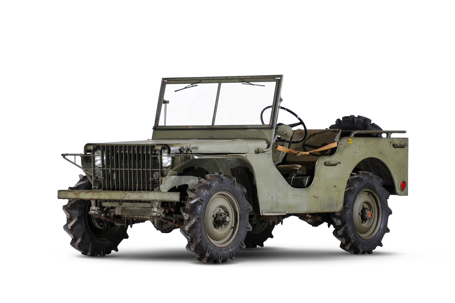 1940 Ford Pilot Model GP-No. 1 (Pygmy)