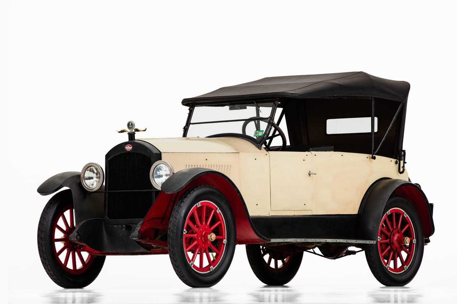 1920 Anderson Six Convertible