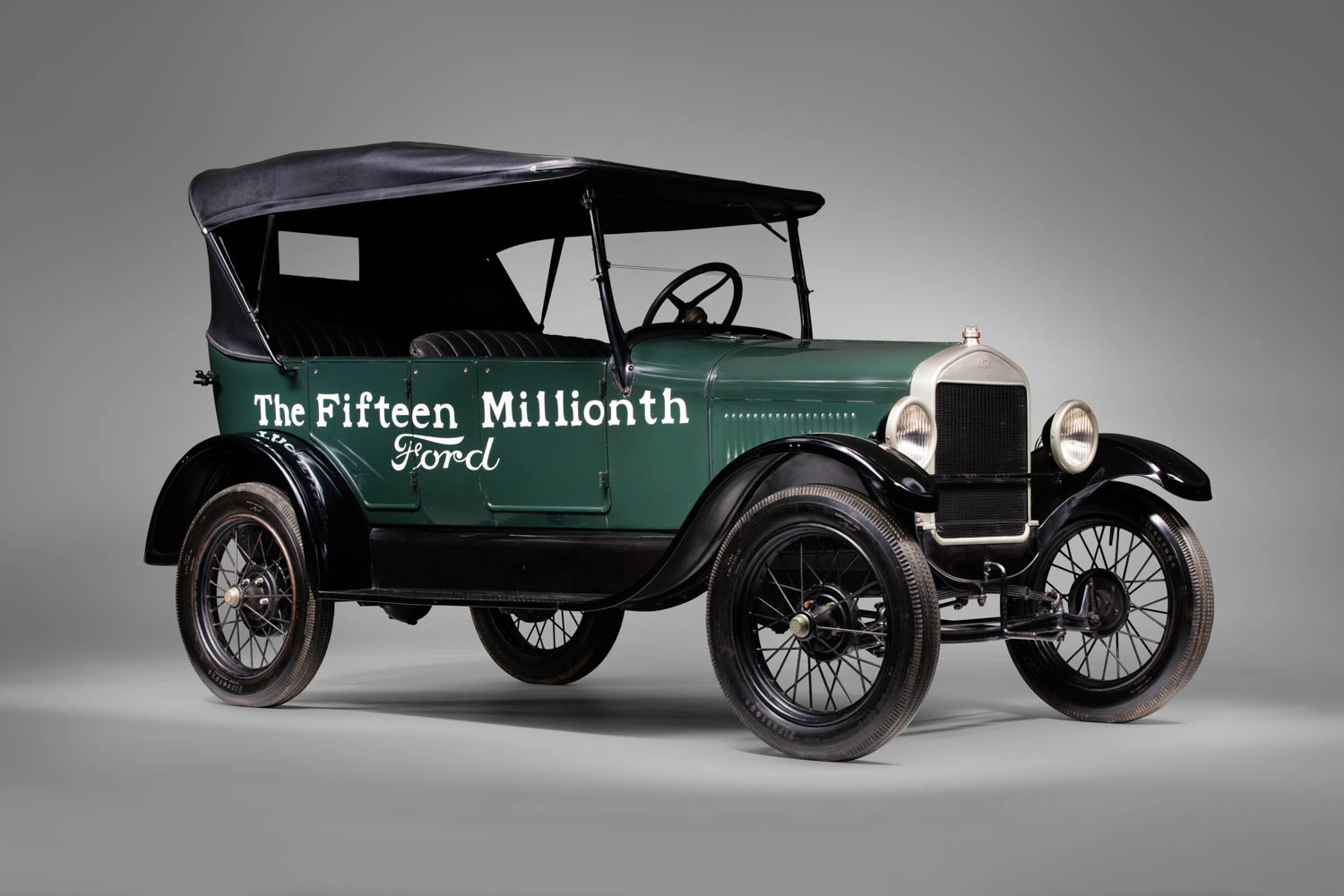 1927 Ford Model T Touring (Fifteen-Millionth Ford)