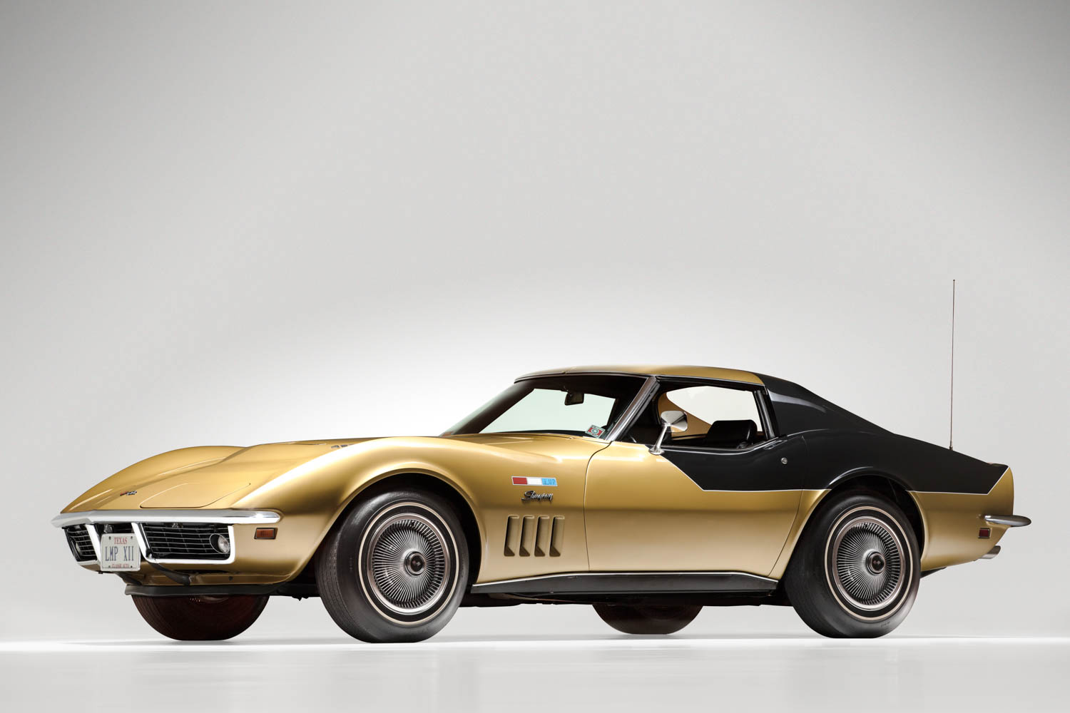 Alan Bean's 1969 Chevrolet Corvette