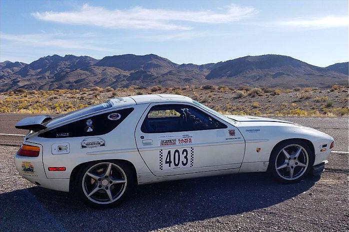 After years of tweaking, this Porsche 928 is a cruise missile of a grand tourer