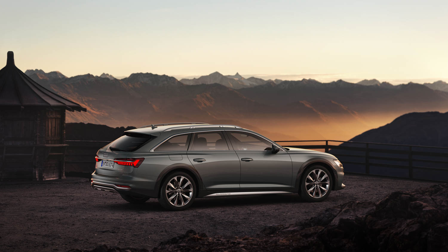 After 15 years, the Audi A6 allroad returns to America