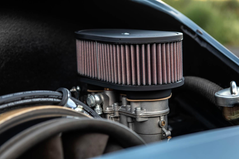1959½ Porsche 356 Speedster
