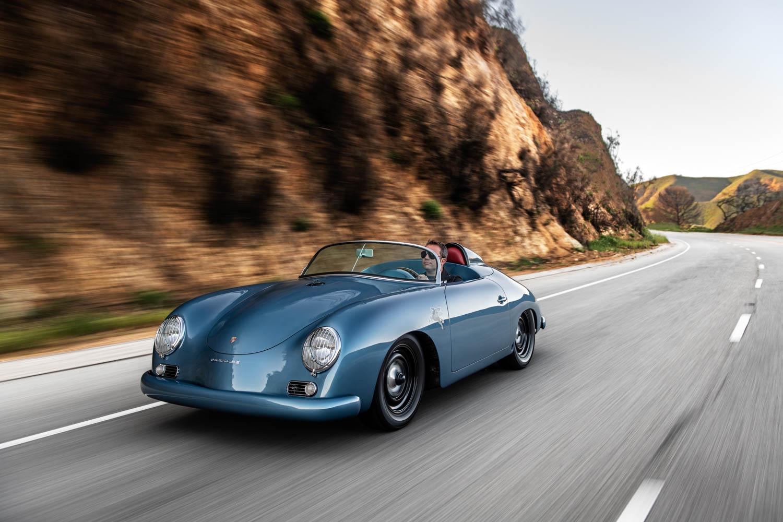 """Behold Emory Motorsports' """"Transitional"""" 356 Speedster"""