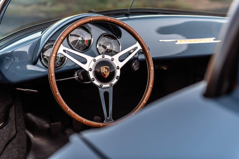 1959½ Porsche 356 Speedste