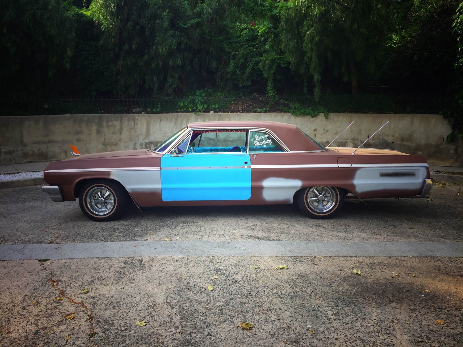 """Impala replica from """"Up in Smoke"""" is so accurate it's crazy, man"""