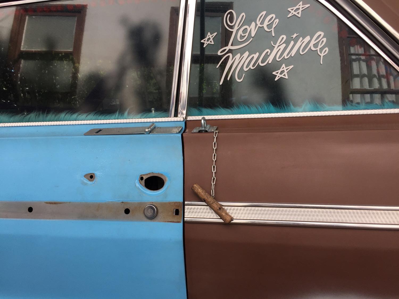 Up in Smoke Love Machine