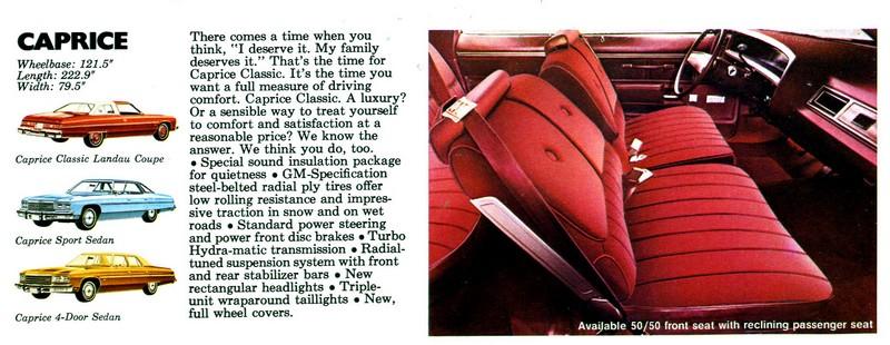 1976 Chevrolet Caprice Classic Landau