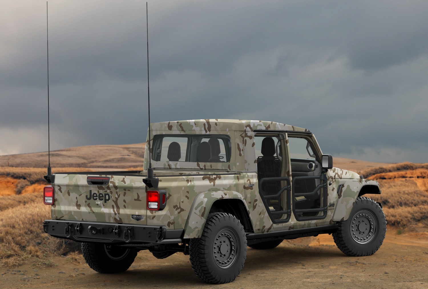 Jeep Gladiator XMT