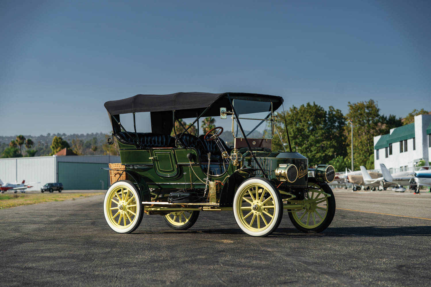 1908 Stanley Model M Five-Passenger Touring