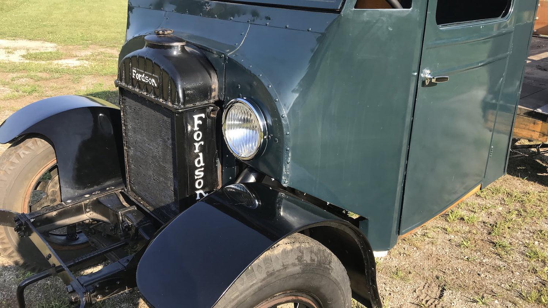 1926 Fordson Prototype