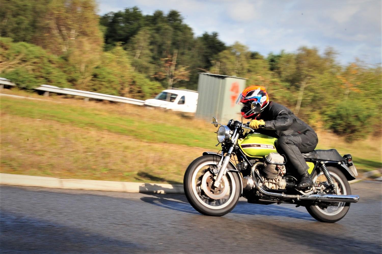 1974 Moto Guzzi V7 Sport