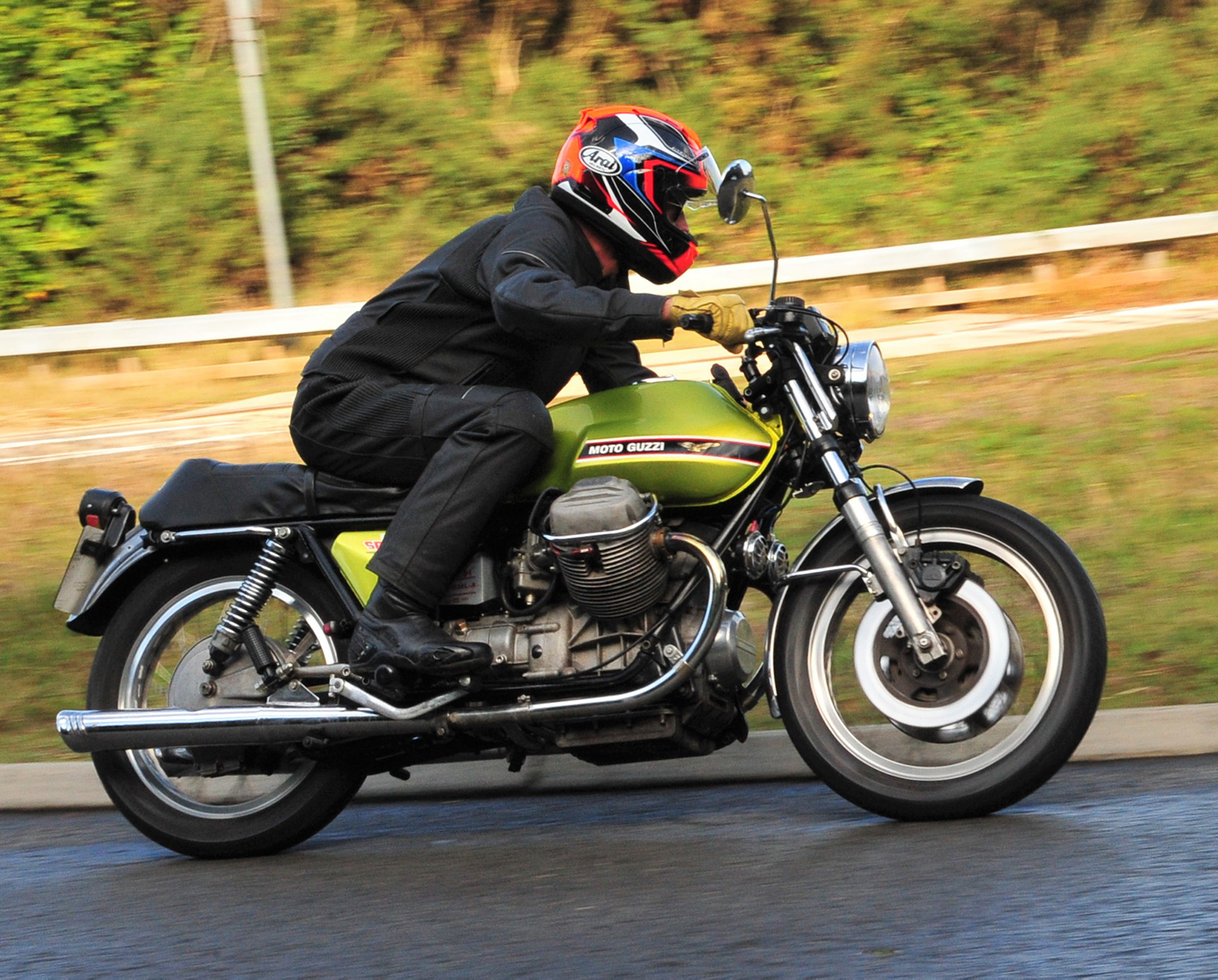 Vintage bikes are increasing in value, but that's not why you should buy one