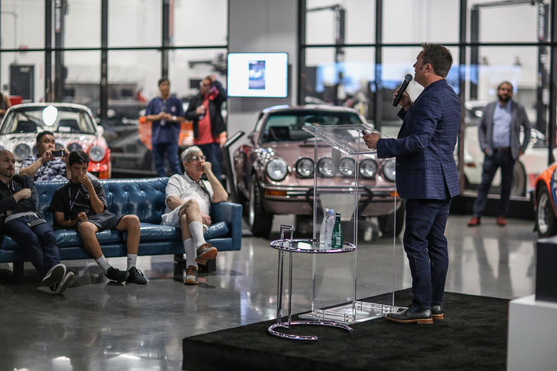 Los Angeles Porsche Experience Center