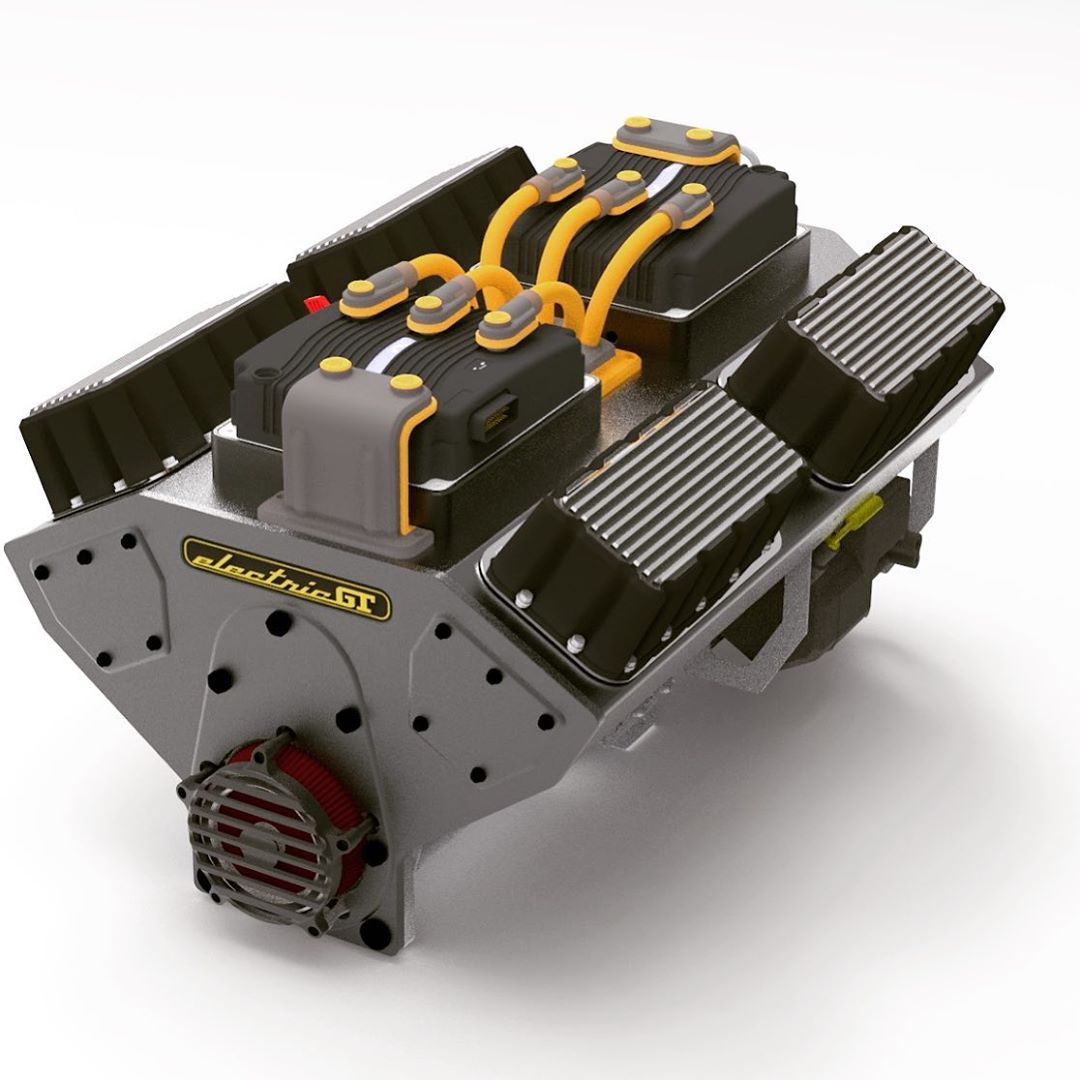 "This electric ""crate"" motor puts electric tech in your garage project thumbnail"