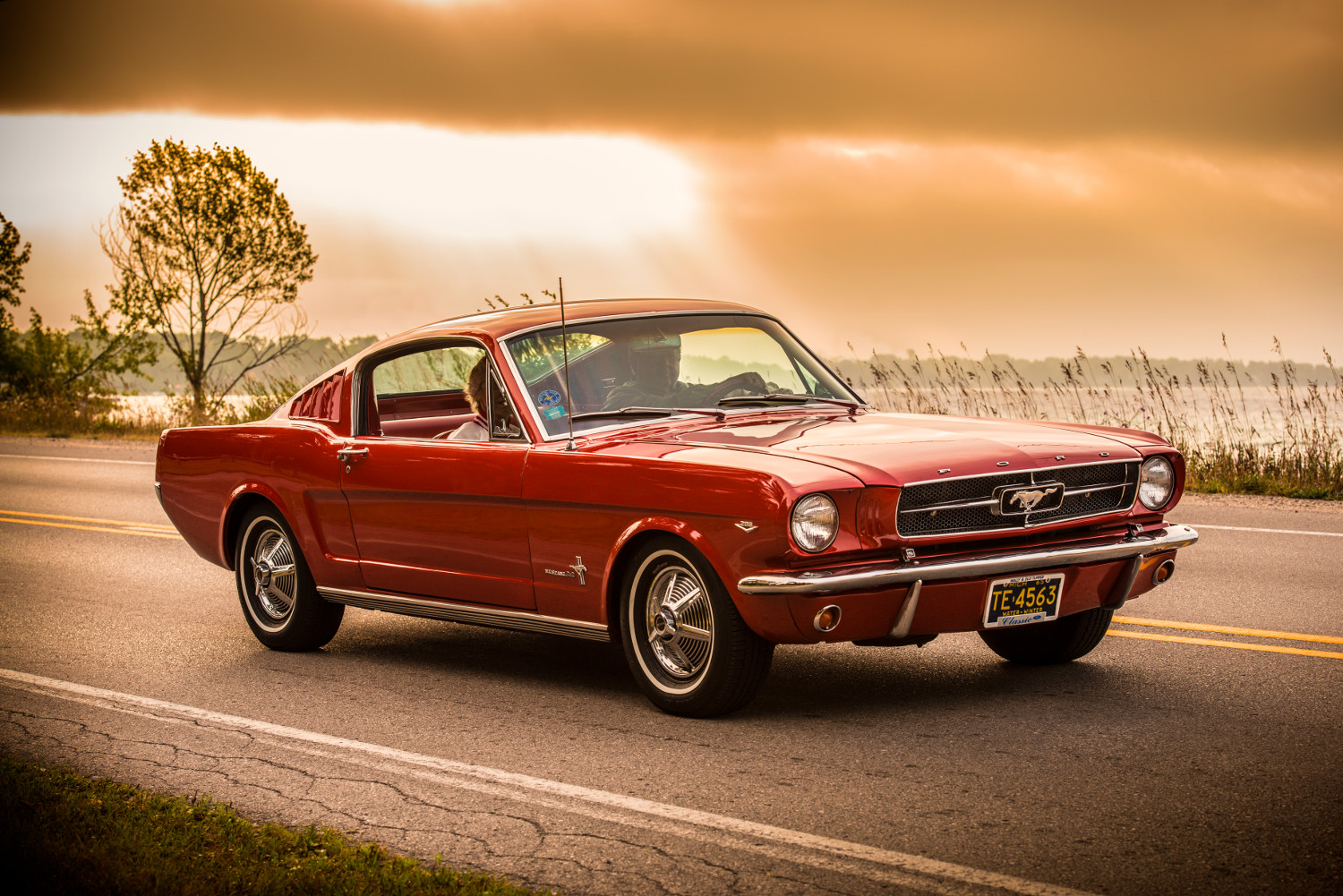 The Ford Mustang is the best of the '60s, according to Hagerty readers thumbnail
