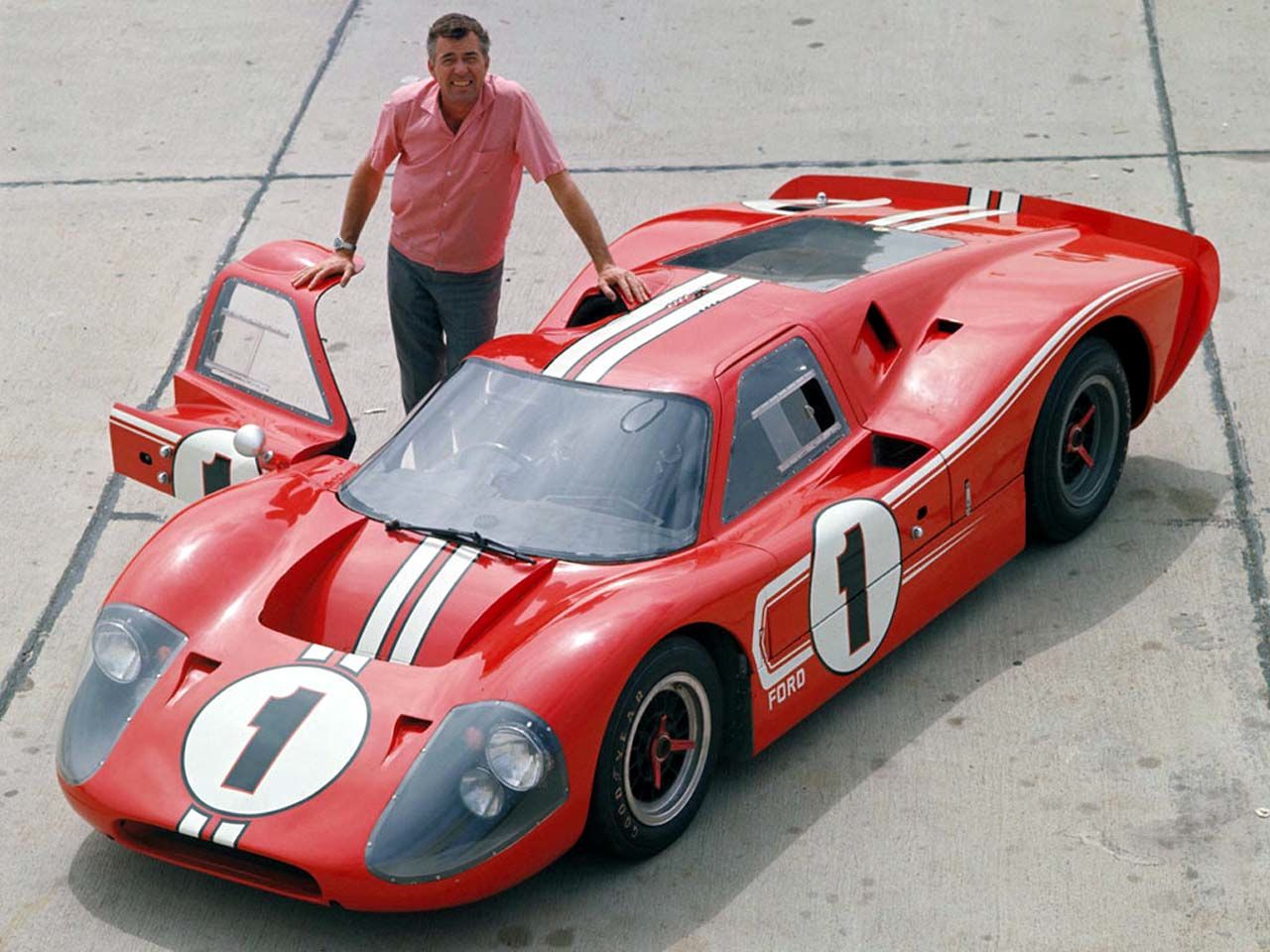 When Carroll Shelby turned down a ride from Enzo Ferrari