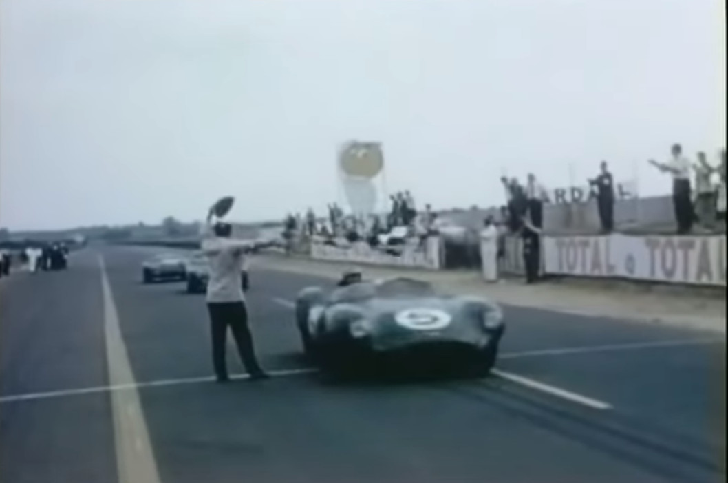 Shelby takes flag at Le Mans