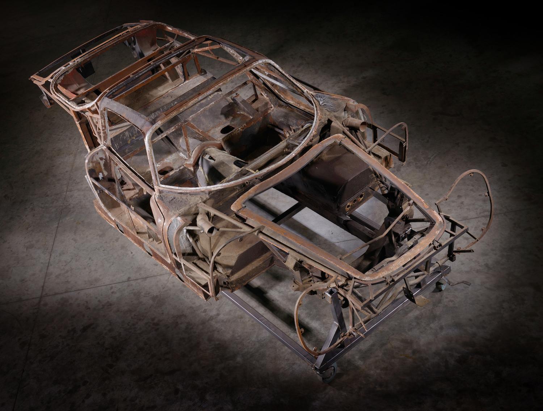 Bizzarrini 5300 GT Strada Frame