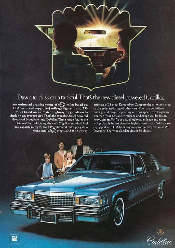 1979 Cadillac ad