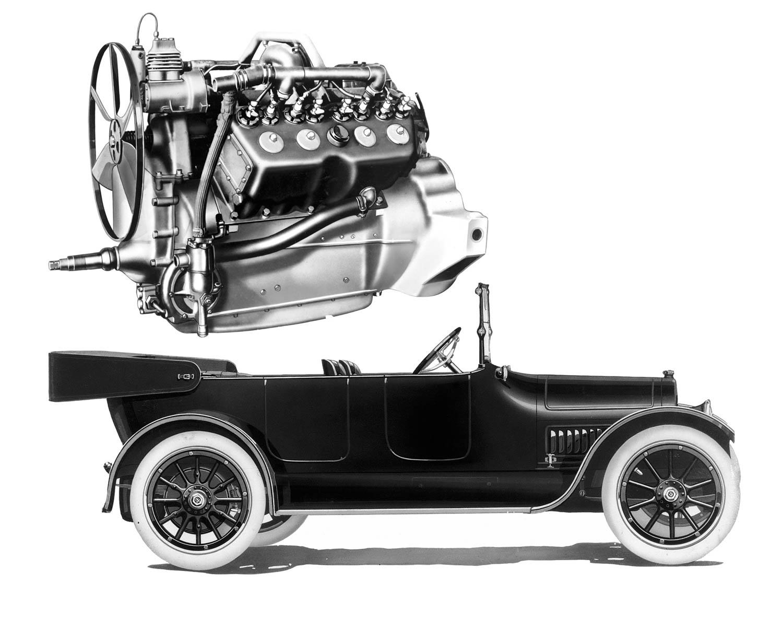1915 Cadillac Type 51 V-8