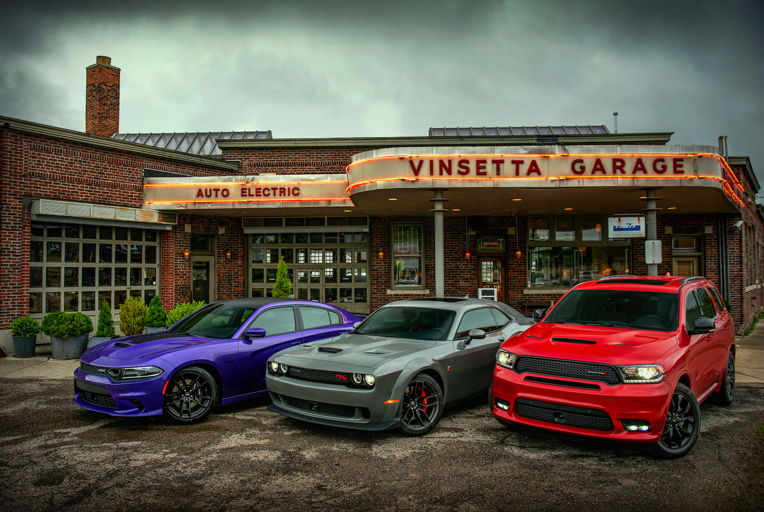 Meanwhile at Dodge, they're celebrating putting 500 million horsepower on the road thumbnail