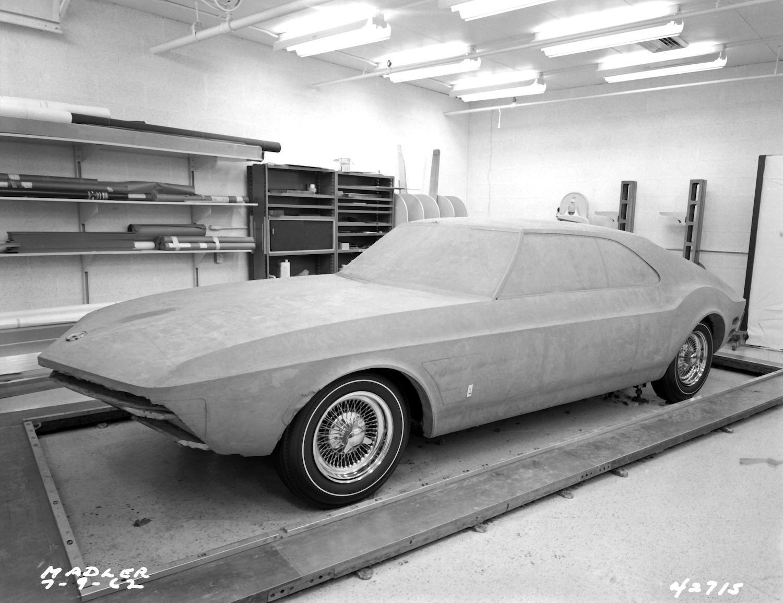 Chevrolet Clay Model