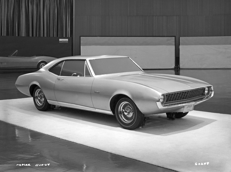 1964 XP-836 Clay Model