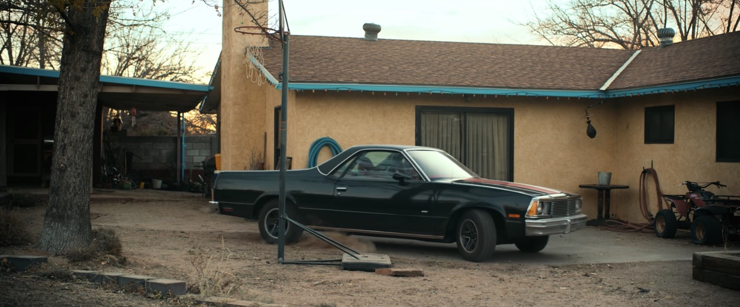 El Camino Movie