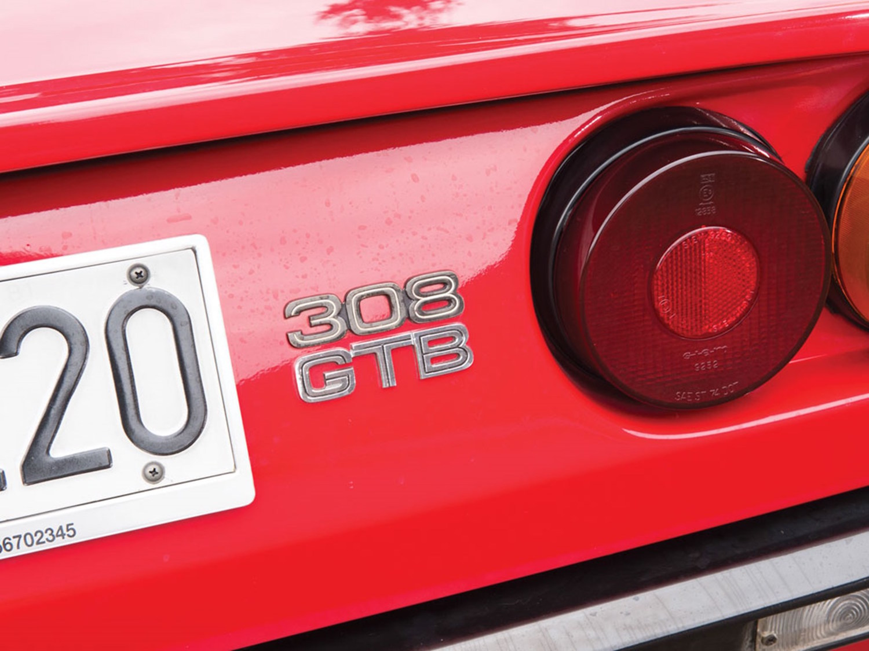 1975 Ferrari 308 GTB Vetroresina