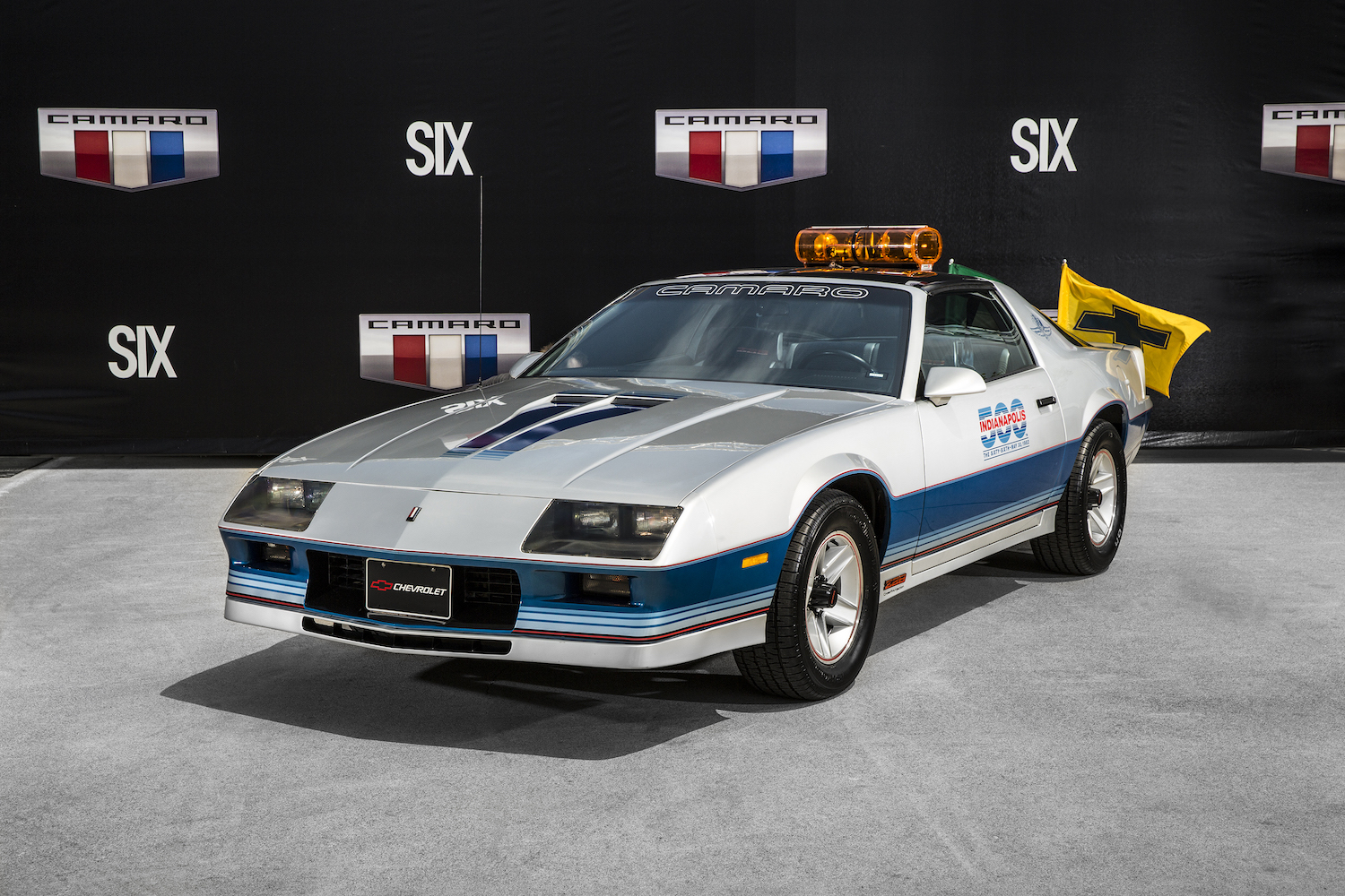 1982 Chevrolet Camaro Indy Pace Car