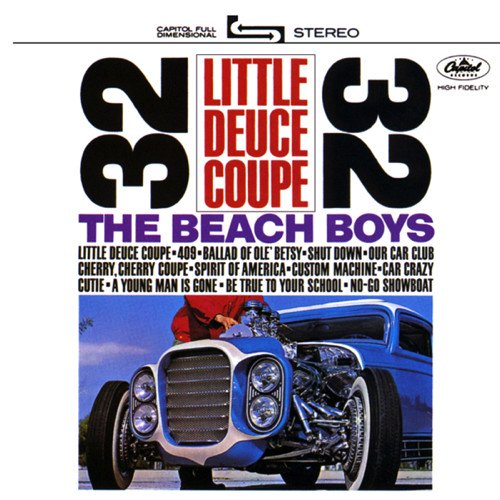 little deuce coupe record