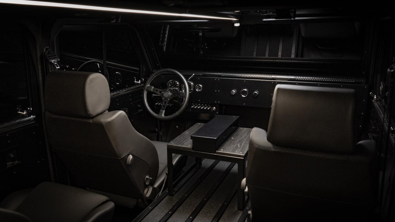 Bollinger Interior