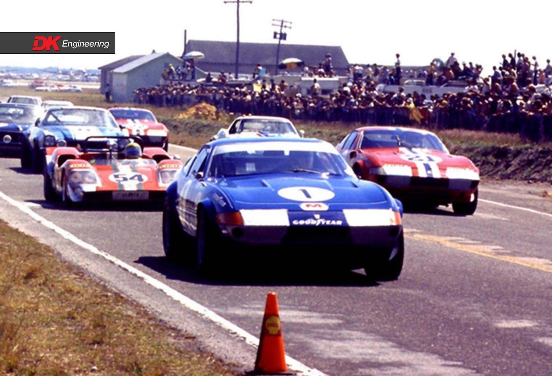 Group IV Ferrari Daytona Competizione